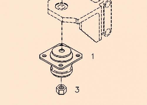 16f36 30118 On Motor Takozu Deutz Engine Parts Deutz Spare Parts Traktor Motorlar