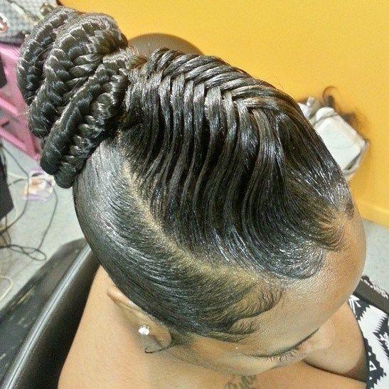 African American Ladies Wedding Hairstyles                                                                                                                                                      More