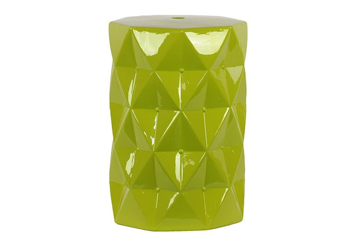 Contemporary Ceramic Stool
