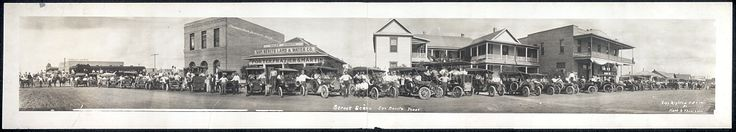 Street scene, San Benito, Texas | Library of Congress