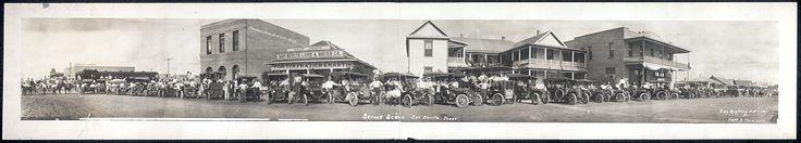 Street scene, San Benito, Texas | Library of Congress