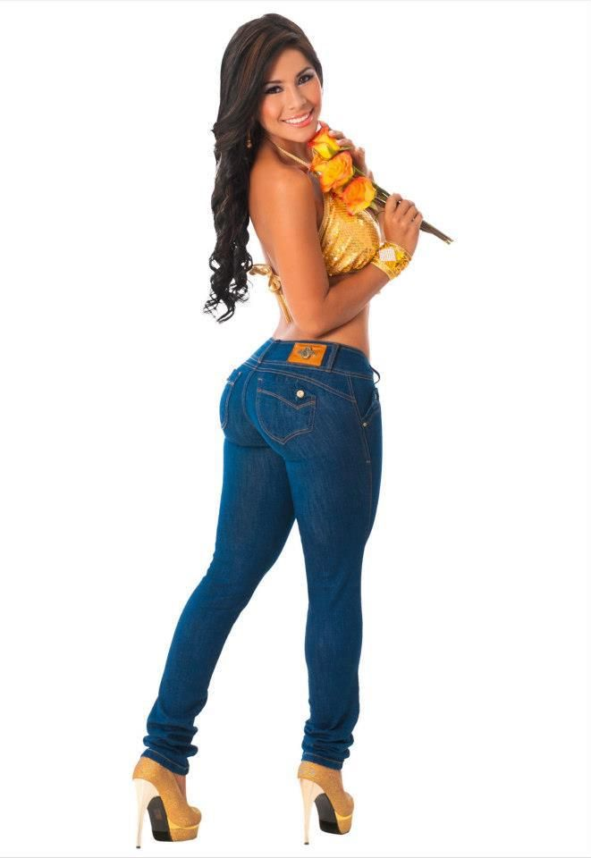 41 best images about Jeans..Big Ass, Small Waist on Pinterest