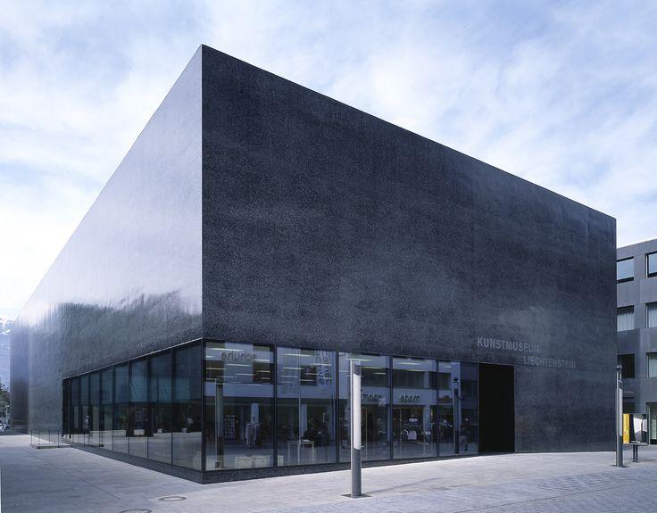 Kunstmuseum Liechtenstein by Christian Kerez