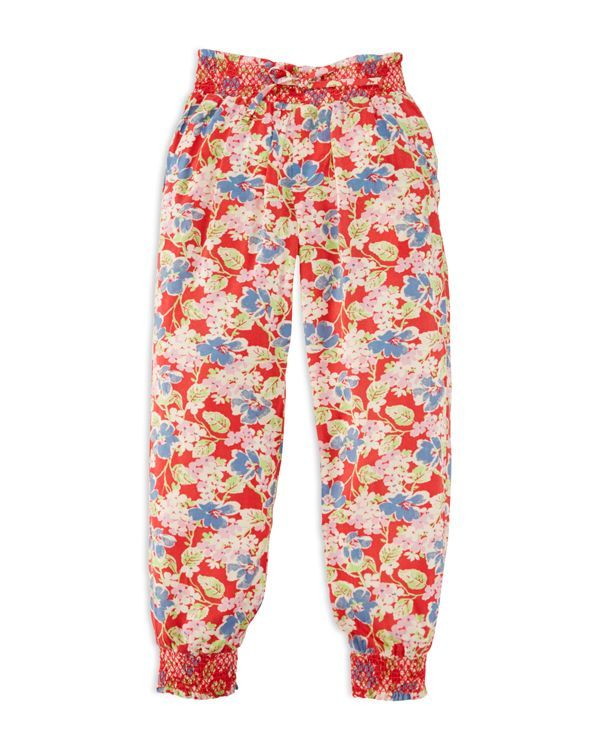 Ralph Lauren Girls' Floral Pants - Sizes 2-6X
