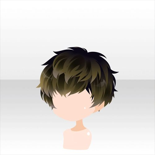 8 short spiky hairstyle