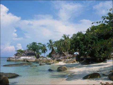 île de Tioman, Malaisi