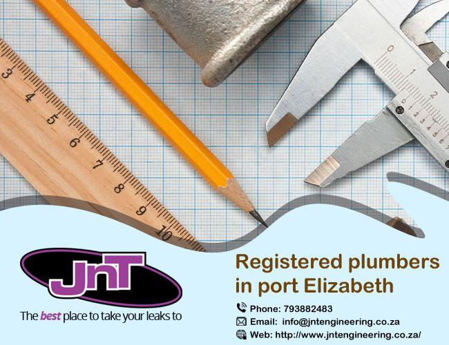 The Best Service Provide Plumbing Contractors In Port Elizabeth. visit- http://jntengineering.co.za/ #PlumbingCompanies @Commercial
