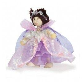 Le toy van Alice. Ze is een mooie koningin