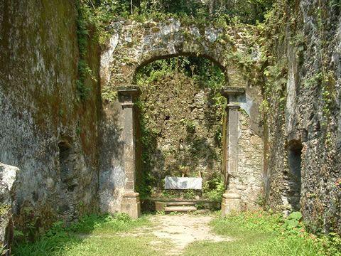 ruinas ermida de santo antonio do guaibe - Pesquisa Google