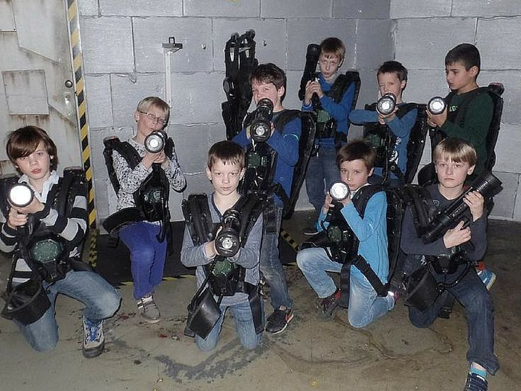 #Kinderfeestje #LaserQuest #Nijmegen Prijs 13,95 euro p.p.