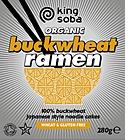 Whole-Grain Noodles Miso Soups Mighty Grains | Organic  Foods | King Soba Noodle Culture