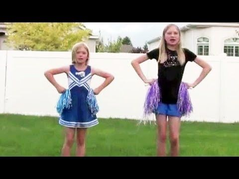 Rachael and Katherine's Cheer