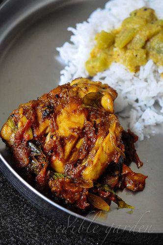 Chettinad Chicken Masala Recipe (Dry) - Easy Indian Chicken Recipes