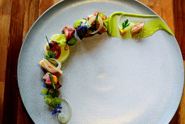 Locavore Ubud. Best restaurant in Bali. Featured in the book Lost Guides - Bali