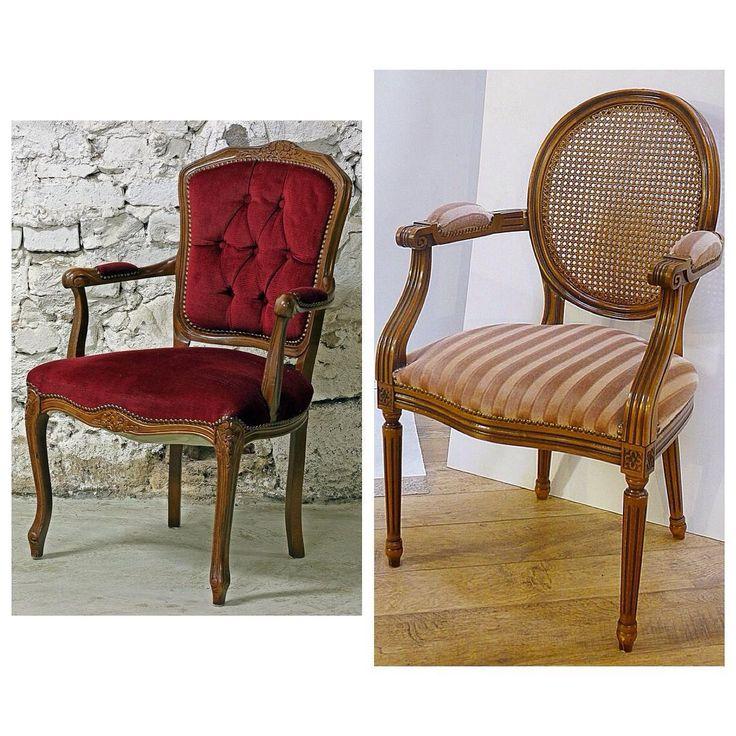 Винтажные кресла с подлокотникамиЕвропа, ХХ век