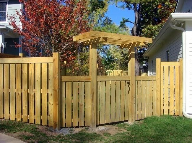 17 Best Images About Fence On Pinterest Fence Design