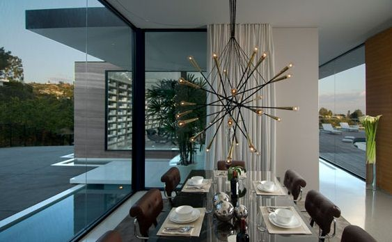 Best 25 chandelier images on pinterest home decor for Best private dining rooms los angeles