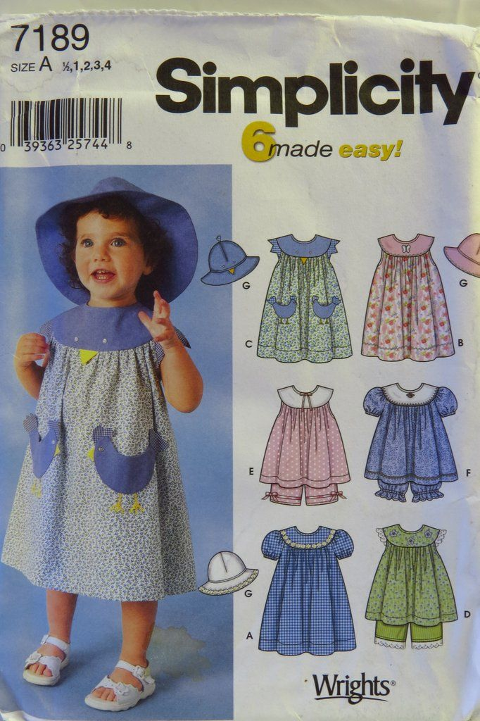 The 69 best 6 Made Easy Sewing Patterns images on Pinterest   Easy ...