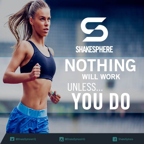 True words,what kind of exercise is your favorite?  #fitness #health #fitfam #lifting #gains #healthyliving #fit #running #shakerbottle #gymbunny #gymrat #ShakeSphere #Shaker #befit