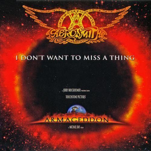 Aerosmith - I Don't Want To Miss A Thing (Karaoke Version