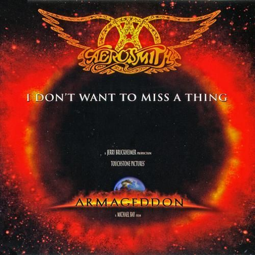 dont want to miss a thing aerosmith