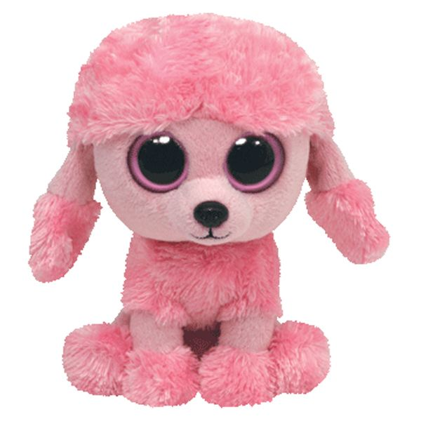 List of All Beanie Boos   Ty Beanie Boos Big Princess the Dog