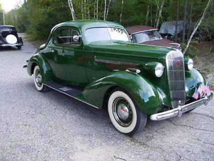 17 best images about buick on pinterest buick electra for 1936 pontiac 3 window coupe for sale