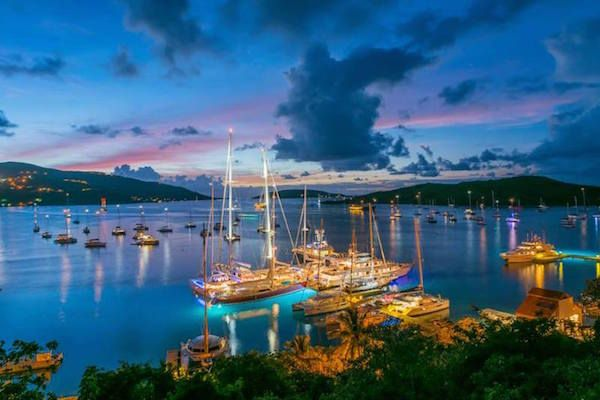 Ilhas Virgens Britânicas - cenário perfeito para um inesquecível romance <3