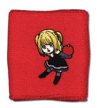 Death Note: Chibi Misa with Apple Wristband