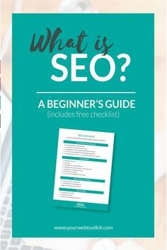 SEO basics for blogg