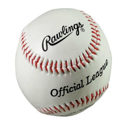 Team Sports Official Website Rawlings Official League Recreational Use Baseballs Solid Cork Bag Of 12 Balls
