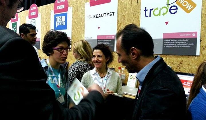 #tradenow team attended #websummit, #day1