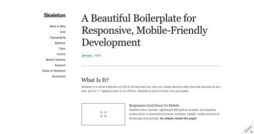 #responsive #wordpress #theme skeleton