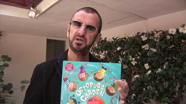 OCTOPUS'S GARDEN BOOK COMING OUT! Plus watch a sneak peek at Ringo's Powerpuff Girls video http://www.tvguide.com/news/ringo-starr-powerpuff-girls-video-1075261.aspx#ooid=RkMjdsajpSeeWh6JEua6AD03CDad3nKL
