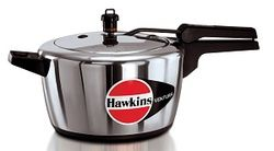 Ventura 5 Litre Pressure Cooker - Find pressure cookers online at best prices. Compare price list in India & buy pressure cookers with #InductionBase, #Cooker #PressureCooker top buy #PrestigeCooker, #PigeonCooker, #HawkinsCooker etc. https://youtellme.com/cookware-bakeware/pressure-cookers/hawkins-contura-4-litre-pressure-cooker/