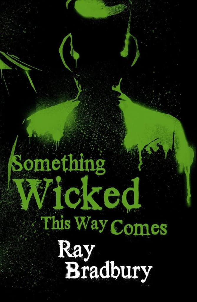 """Something Wicked This Way Comes by Ray Bradbury + other AHS similar """"horror"""" books"""