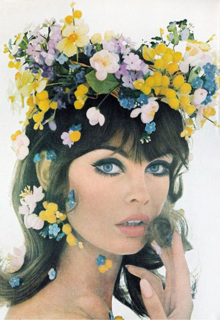 Jean Shrimpton by Irving Penn