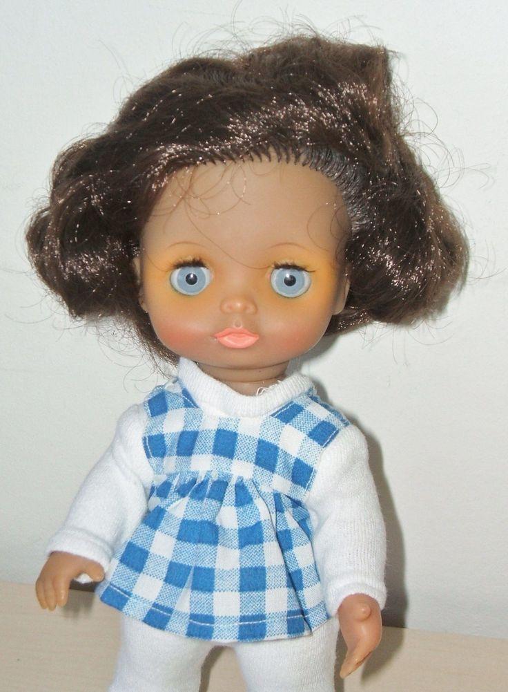 Vintage 1970's Aradeanca Ethnic Doll