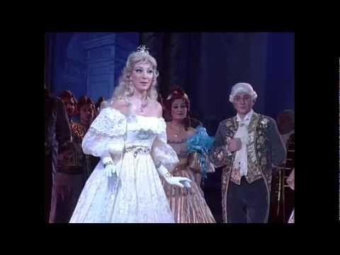 Aria Cinderella (finale) from opera Cinderella by G. Rossini - YouTube