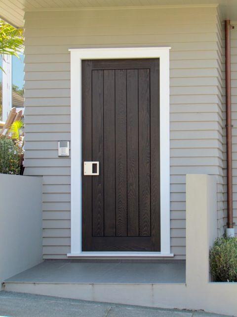 Exterior Doors & 120 best house ideas images on Pinterest | Sliding doors Glass ...