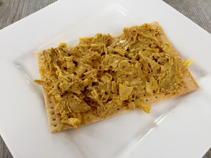 Recept: Glutenvrije kip kerrie salade