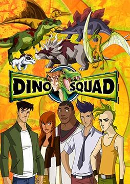 Dino Squad When Five Quirky Teens Suddenly Gain Powers
