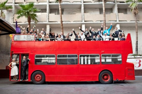 Little Vegas Wedding | 17 Incredible Las Vegas Wedding Transportation Ideas | http://www.littlevegaswedding.com