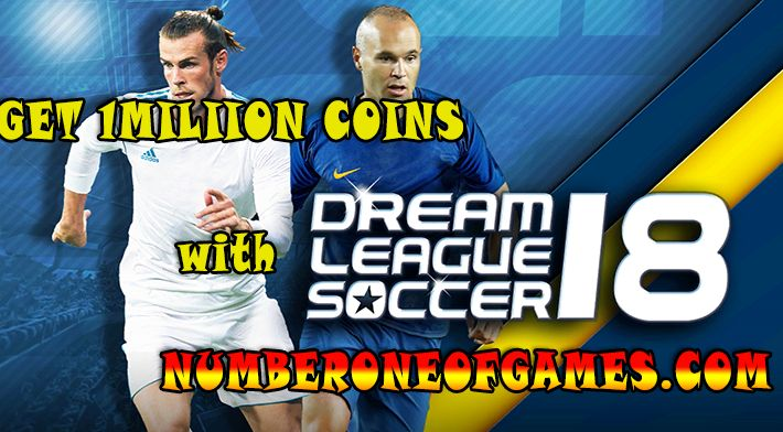 Dream League Soccer Hack 2018 - How to get 1 milion coins (Updated version Android iOS)