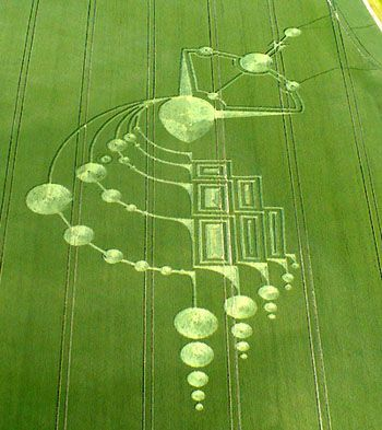 Crop circles | Les crop circles vus par la science