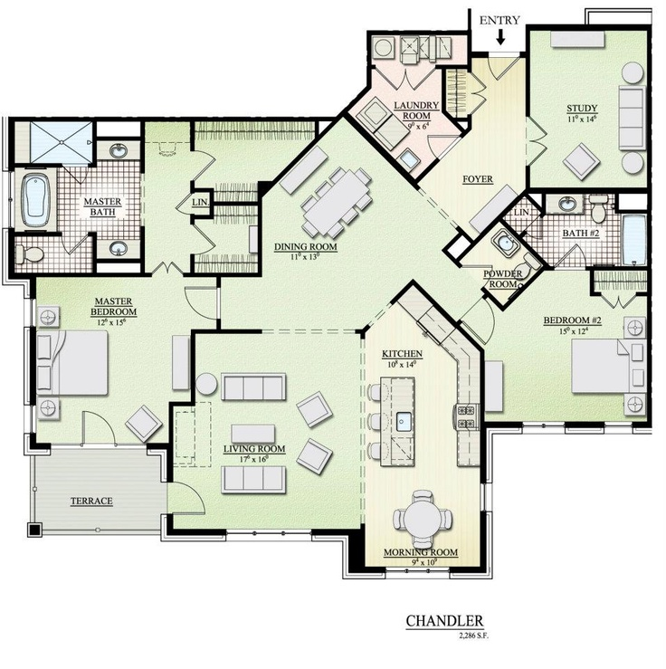 Chandler - For more information on pricing and building availability visit our web site>>