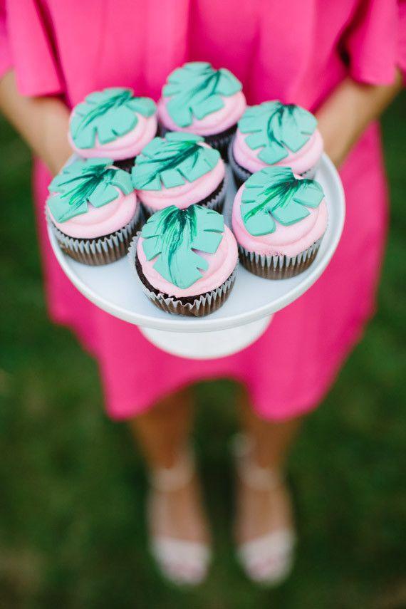 Aloha themed bridal shower | Wedding & Party Ideas | 100 Layer Cake
