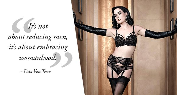 The pure magic and enchantment of Dita von Teese has come to Canada! And Forever Yours Lingerie is so honoured to be the exclusive hosts of these amazing and iconic pieces of luxurious lingerie.