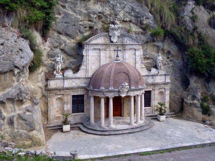 ITALIA - Ascoli Piceno Sant'Emidio alle Grotte