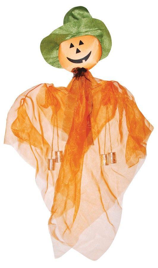 hanging scarecrow halloween decoration prop
